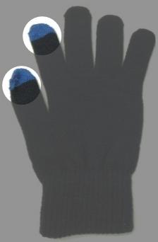 スマホ対応手袋