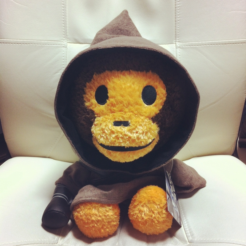 JAWA IN MILO PLUSH DOLL